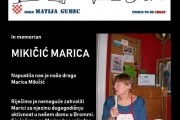 In memorian Mikicic Marica